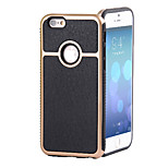 Latest Gentleman Sticks TPU + PC Combo Phone Case for iPhone 6 (Assorted Colors)