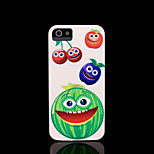 Fruit Pattern Cover for iPhone 4 Case / iPhone 4 S Case