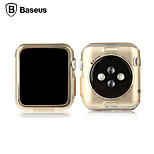 Baseus ™ Simple Series Transparent Soft TPU Protective Cover Case for Apple Watch Iwatch 38mm