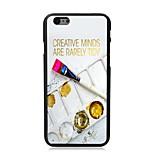Palette Design Hard Case for iPhone 6 Plus