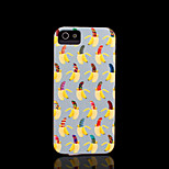 Banana Pattern Hard Cover for iPhone 5 Case for iPhone 5 S