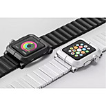 42MM Classic Aluminum Buckle Bracelet Watch Band Alloy  Wrist Strap Replacement for Apple Watch
