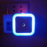 Square Halo Light Control Creative Energy-Saving LED Night Light Baby Sleep Safety Sensor Light (Assorted Color)