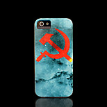 Russian style Pattern Hard Cover for iPhone 5 Case for iPhone 5 S