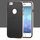 Business Striae TPU + PC Combo Phone Case for iPhone 6 (Assorted Colors)