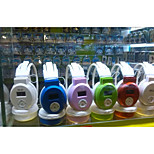 Sports Wireless Headphone with Display Support TF/FM