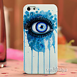 Color Drawing Fashion Style Protection Shell for iPhone5/5s Maiya-P572