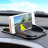 New Universal Car Dashboard Silicone Rubber Skidproof Multi Mobil Phone Holder Car Anti Slip Pad Mat Cool Gadgets