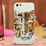 Colored  Drawing Fashion Style Protection Shell for iPhone5/5s-P205