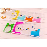 Plastic Material Dolphins Coconut Tree Style for iPhone 6 (Assorted Colors)