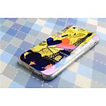 láser azul concha protectora delgada para el iphone 6