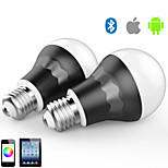 Smart App Control Bluetooth LEDRGB And Warmwhite Bulb