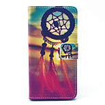 Dream Catcher Pattern PU Leather Cover with Stand and Card Slot for Sony Xpeira Z4 Compact/Z4 Mini