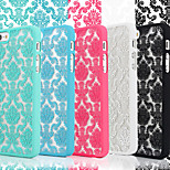 Colorful National Wind Back Case for iPhone 5/5S(Assorted Color)