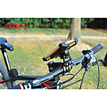 Mountain Bike Phone holder 360 Degree Rotating Road Bicycle Phone Mount Holder PB02-A Suitable for 3-7'' Mobile