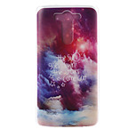 Dream Pattern TPU Material  Phone Case for LG G3