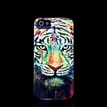 Tiger Pattern Cover for iPhone 4 Case / iPhone 4 S Case