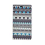 mode mønster design pu læder og Samsung Galaxy s6 kant kort slot mobiltelefon hylster