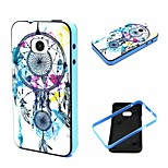 COCO FUN® Wind Chimes Pattern Soft TPU Back Case Cover for Huawei Y330