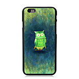 The Owl Design Hard Case for iPhone 6 Plus