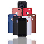 4 Inch Luxury PU Leather Case Back Cover for iPhone 5/5S(Assorted Colors)