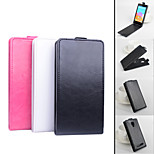 Protective PU Leather Magnetic Vertical Flip Case for THL T12(Assorted Colors)