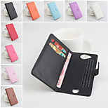 Protective PU Leather Magnetic Vertical Flip Case for Acer S55(Assorted Colors)