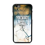 You Make All Things New Design PC Hard Case for iPhone 6