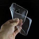 Black Pomelo® Transparent Light TPU Case for NOKIA Lumia 640 XL