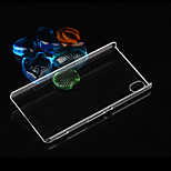 HD Transparent PC Hard Shell Phone Shell for Sony E4
