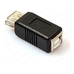 USB 2.0 Male to Standard B Type Printer Male Adapter