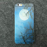 Landscape Painting Pattern TPU Phone Case For iPhone 6S/6 Plus