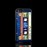 / iphone caso della copertura del modello nastro magnetico per il caso di iphone 4 4 s