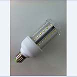 1 pcs JTL E26/E27 12 W 60 SMD 2835 1000-1100 LM Warm White / Cool White / Natural White T Corn Bulbs AC 100-240 V