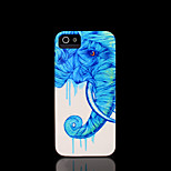 Elephant Pattern Hard Cover for iPhone 5 Case for iPhone 5 S