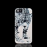 / caso del iphone 4 s la cubierta del patrón de tigre para el iphone 4 carcasa