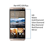 10PCS High Definition Clear Screen Protector Film for HTC E9 Plus