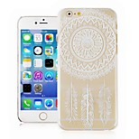 Windbell Restoring Ancient Ways Pattern Transparent Phone Case Back Cover Case for iPhone6 Case