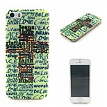 Cross Painting Soft TPU Falling Proof Case for iPhone 5/5S