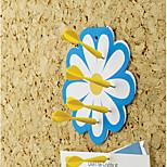 20 Pieces/Set Novelty Darts Pushpin Plastic Office Pushing Thumbtack Yellow