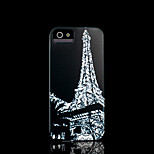 Transmission tower Pattern Hard Cover for iPhone 5 Case for iPhone 5 S