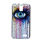Painted eye Pattern PC Hard Case for Lenovo A328