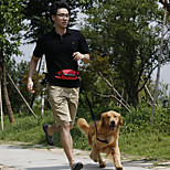 Hands Free Dog Lead Secure Pocket Walking Running Jogging Lead Waist Bag Leash
