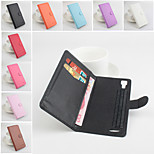 Protective PU Leather Magnetic Vertical Flip Case for DooGee DG900(Assorted Colors)