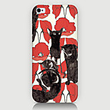 Animal Pattern Case Back Cover for Phone5/5S Case
