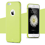 Thin Fruit Color Openings TPU Phone Case for iPhone 6 (Assorted Colors)