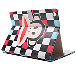 Folding Rhombus PU Leather Case with Stand for iPad 2/3/4