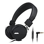 Kanen IP-852 Headset Headphone 3.5mm jack foldable headphones W/Mic