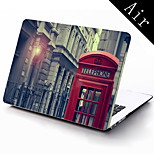 Telephone Booth Design Full-Body Protective Case for 11-inch/13-inch New MacBook Air