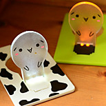 Energy Saving Ideas Unplugged Battery Small Night Lamp Light Card(Random color)